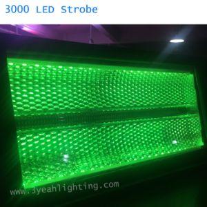 DMX512 3000 LED Nova Luz estroboscópica