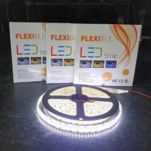 TUV FCC faixa de luz LED 2835 60LEDs/M de alto brilho