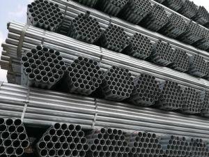 Tubos soldados de aço galvanizado para construir