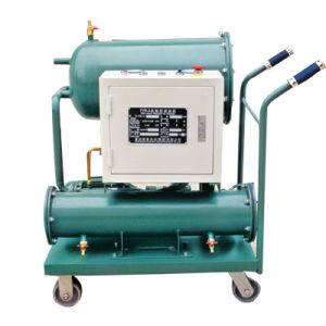Fuel Oil y la luz de Aceite Lubricante (TYB purificador-A)
