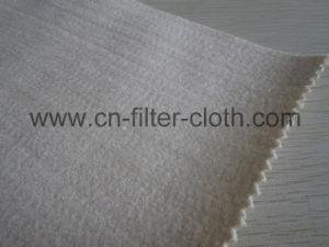 PPS игольчатый войлочный фильтр тканью