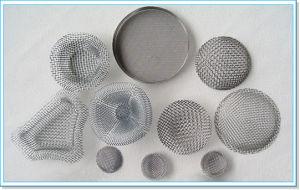 Провод из нержавеющей стали сетчатый фильтр гильзы