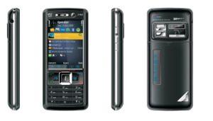 PrTV60 MP3 Pm4 verdoppeln SIM Karte Doppelbewegliches Phoneessure Messdose Bereitschafts& Lastsstift