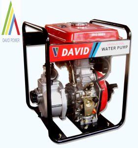 Deluxe Diesel Water Pump Large Fuel Tank CL