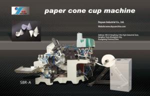 자동적인 1.5-14oz 콘 물 종이컵 기계 (ZBR)