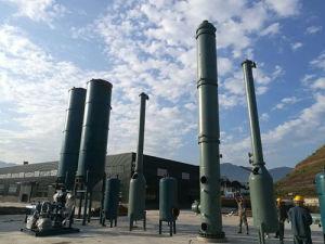 Los residuos de destilación del aceite del motor la máquina a Diesel con bajo contenido de azufre