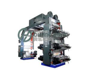 Máquina de impressão não tecida de Flexography de 6 cores (CH886)