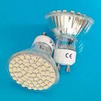 Heiß-Verkaufend wärmen 3.5W 60 PCS LED GU10 GU10 Punkt-der Glühlampe-Lamp/3.5W GU10 LED Garantie CE&RoHS CERT des Weiß-60 SMD LED Punkt-des Licht-3yrs. (DG-LY-GU10)