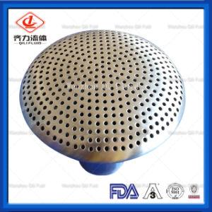 Filtro da acqua sanitario dell'acciaio inossidabile 304/316L/filtro dal tubo