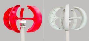 Cinese 3 generatore di turbina verticale del vento di asse di fase 300W Vawt