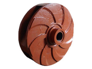 Полиуретан взаимозаменяемы крыльчатку, рабочее колесо из полиуретана