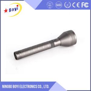 IP65 Lampe torche LED rechargeable Lampe torche en aluminium