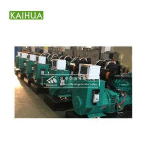 100kVA de Leverancier van de Generator van de Dieselmotor van Cummins 6bt5.9-G2 met ATS