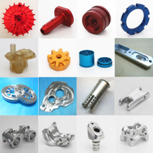 Turning-Milling CNC 4 axes en acier inoxydable aluminium personnalisé d'usinage de pièces en laiton