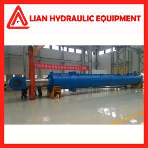 加工産業のための油圧オイルの水圧シリンダ