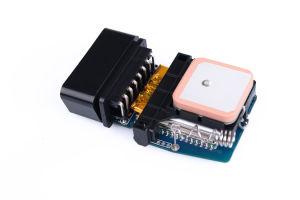 Plug-in GPS veicular OBD Tracker suporta armazenamento offline 2000 pontos de passagem