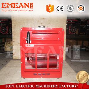 generatore diesel elettrico silenzioso 5kw con il motore 10HP