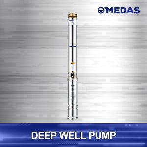 Acero inoxidable eléctricos sumergibles de pozo profundo bomba de agua
