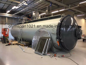 L'autoclave pour le verre de laminage de la ligne de production en Chine
