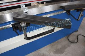 Macchina piegante di piegamento del servo dell'acciaio inossidabile di CNC del ferro del piatto d'acciaio di Nc freno idraulico idraulico della pressa