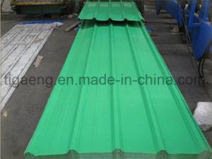 便利なインストール環境の台形PPGI鋼鉄屋根ふき版