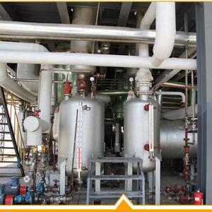 Europese Normen 5tpd aan de Bewerker van de Biodiesel van het Proces van de Olie van het Afval 50tpd, de Kleine Installatie van de Biodiesel voor Verkoop