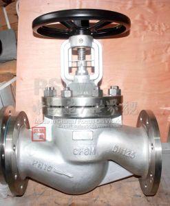 С шаровидным графитом литые Ирион два фланца сильфона уплотнение земного шара клапана