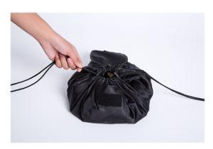 كوعيّة أسلوب [لرج كبستي] [بورتبل] تكّة تخزين سفر موجز مستحضر تجميل حقيبة