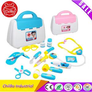 Niños De Médico Chinael Botiquines Juguetes Plástico Para Preescolar n0OPk8w