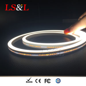 LED Branco impermeável IP68 Faixa de néon luz para decoração de férias