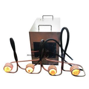 As baterias dos carros eléctricos Imprensa quente da máquina de aquecimento por indução