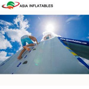 sosta gonfiabile del Aqua della tela incatramata del PVC di 0.9mm, sosta di galleggiamento gonfiabile dell'acqua, sport di acqua gonfiabili degli adulti
