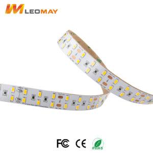 適用範囲が広いLEDの滑走路端燈2年の保証SMD5730 120LED/mの24V二重列