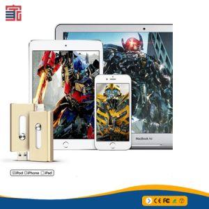 4G 8g 16g 32g 64G 128g 3 в 1 типа диск USB 3.0 OTG флэш-накопитель USB для iPhone и Android и ПК