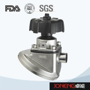 Valvola a diaframma della parte inferiore del serbatoio del commestibile dell'acciaio inossidabile (JN-DV3006)