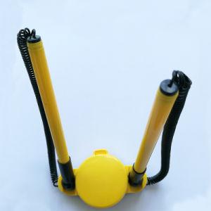 노란 테이블 승진 (F201)를 위한 플라스틱 젤 볼펜