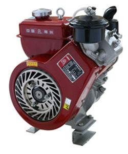 4 치기 비스듬한 공기에 의하여 냉각되는 디젤 엔진 (160F)