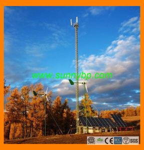 5kw de zonnePost van het Systeem van de Generatie