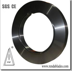 H13K de laminage de cisaillement circulaire en acier inoxydable de la bobine de lame de couteau de refendage de feuille