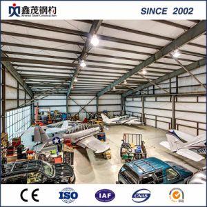 Garaje de la luz de prefabricados de estructura de acero de edificios en venta