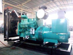 Grupo electrógeno diesel de 275kVA Precio Powered by Motor Cummins Nt855-ga