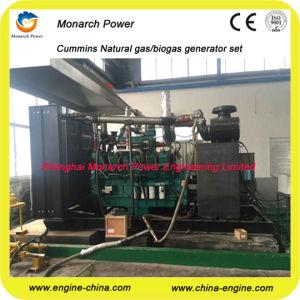 De Reeks van de Generator van het Biogas van Cummins Kt19