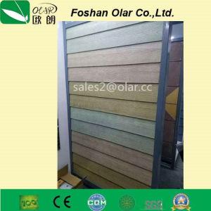 Carte Fibre ciment bardage extérieur /Panneau d'évitement (matériaux de construction)