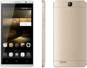 Hohes Resolution 5.5 '' Qual-Core 1.3GHz 3000mAh Battery Volum Smart Phone