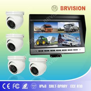 Функция сканирования камеры автомобиля 10,1-дюймовый монитор системы