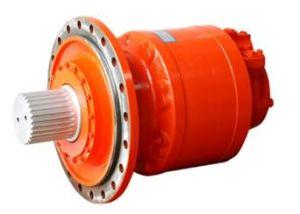 Hoge Torsie van de Motor van Poclain Ms83 de Hydraulische Met lage snelheid voor de Machine van het Schild, Mariene Kraan, de Boring van de Olie, de Op zwaar werk berekende Auto van de Behandeling