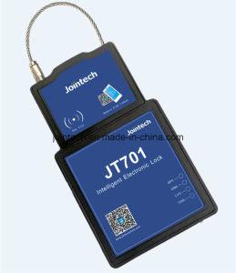 Recipiente de GPS Rastreador de bloqueio do dispositivo de travamento de contentores e de carga a solução anti-roubo