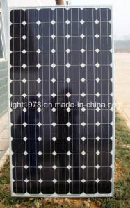 MonoSonnenkollektor 200W für Sonnensystem