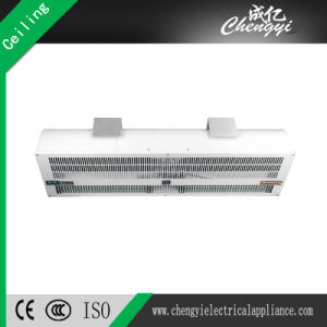 Cortina de aire de techo calefacción