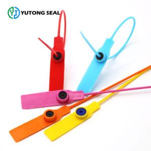 Yt-PS 106 Antirroubo juntas do bloqueio de cintas de plástico as vedações de segurança com números